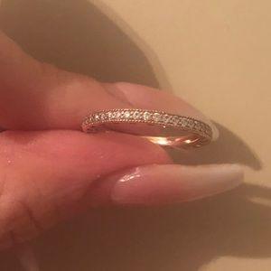 Pandora Hearts of Fire Ring